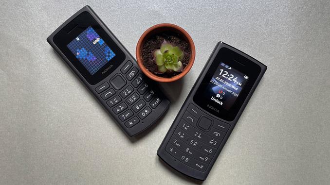 Test Nokia 110 4G 105 4G Praxistest