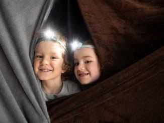 Stirnlampen für Kinder