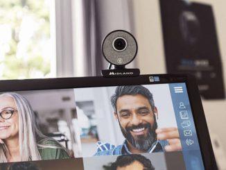 Luxus-Webcam Follow-U von Midland