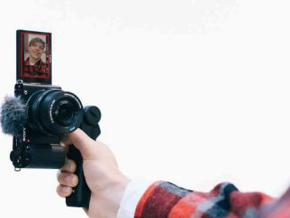 Systemkamera ZV-E10 Sony