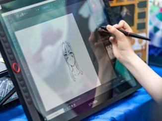 Grafiktablet XP-PEN Artist Pro 16TP